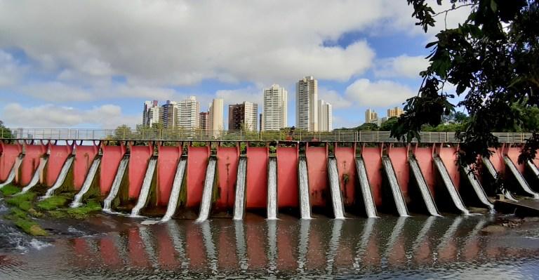 Londrina cidade barragem ED 1